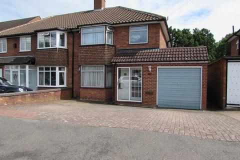 3 bedroom semi-detached house for sale - Henley Crescent, Solihull