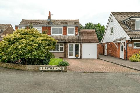 3 bedroom semi-detached house for sale - St Peters Close, Lymm