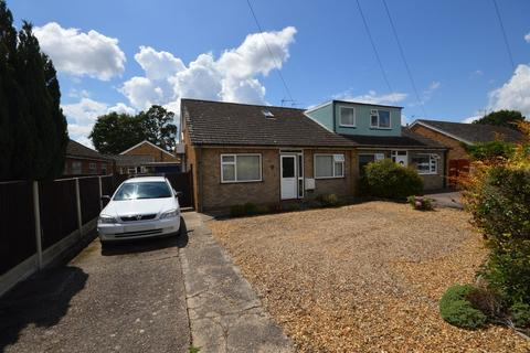 3 bedroom semi-detached bungalow for sale - Heath Road, Alresford