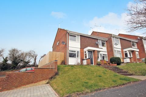2 bedroom end of terrace house for sale - Thorpe Gardens, ALTON, Hampshire