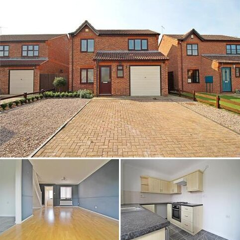 3 bedroom detached house for sale - Bede Road, Baston, Peterborough, PE6