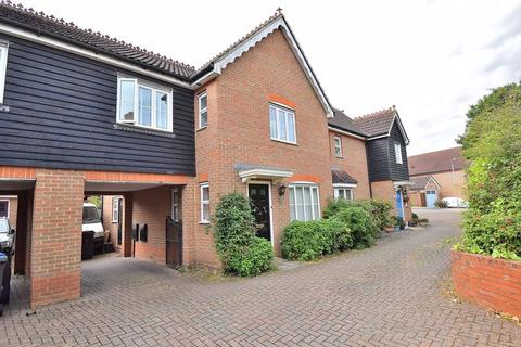 4 bedroom terraced house for sale - Malkin Drive, Church Langley
