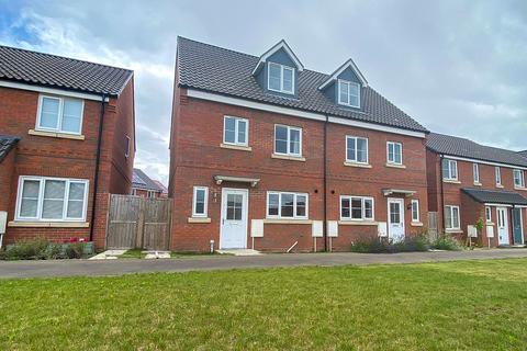 4 bedroom townhouse for sale - Muskett Way, Aylsham
