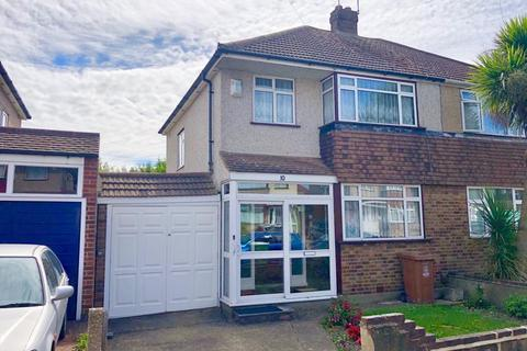 3 bedroom semi-detached house for sale - Dorothy Evans Close, Bexleyheath