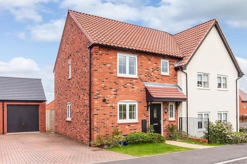 3 bedroom semi-detached house for sale - Loachbrook Farm Way, Congleton