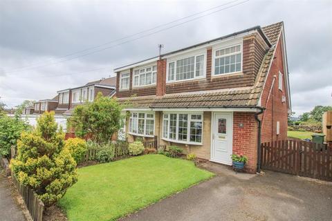 3 bedroom semi-detached house for sale - The Poplars, Guiseley, Leeds, LS20 9PF
