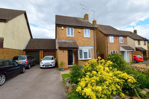 3 bedroom link detached house for sale - Bowbrook Vale, Wigmore, Luton, Bedfordshire, LU2 8SY