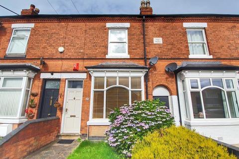 2 bedroom terraced house for sale - Wood Lane, Harborne, Birmingham, B17 9AY