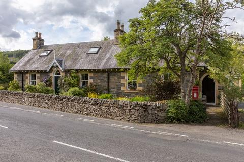 4 bedroom detached house for sale - The Old Schoolhouse, Yarrowford, Selkirk