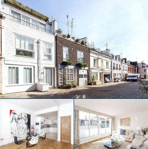 3 bedroom mews for sale - Adam & Eve Mews, London, W8