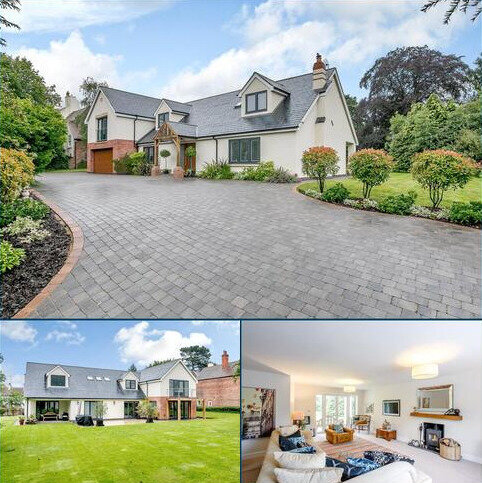 5 bedroom detached house for sale - Old Melton Road, Normanton-on-the-Wolds, Nottingham, NG12