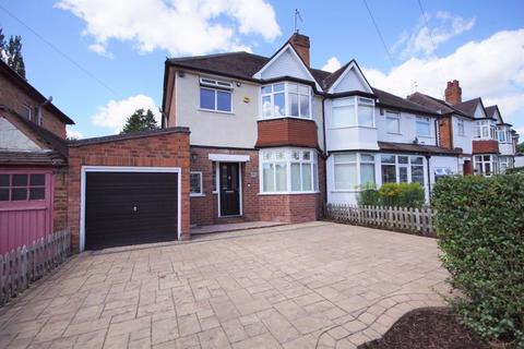 3 bedroom semi-detached house for sale - Moor Green Lane, Moseley