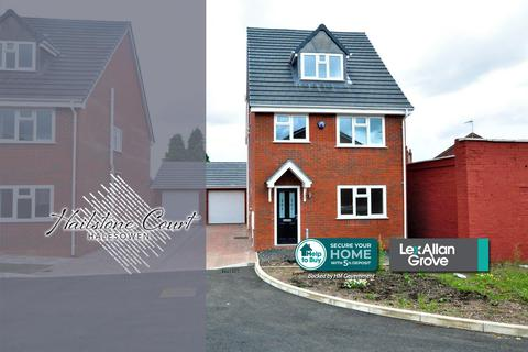 4 bedroom detached house for sale - Hailstone Court, New John Street, Blackheath