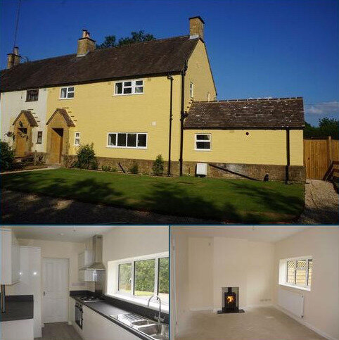 3 bedroom semi-detached house for sale - Little Barrow Cottage, Nr Moreton-in-Marsh, Gloucestershire