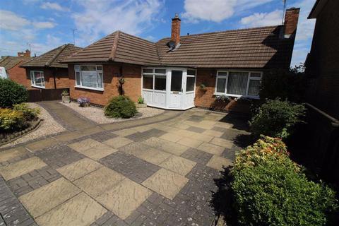 2 bedroom detached bungalow for sale - Oakside Crescent, Evington