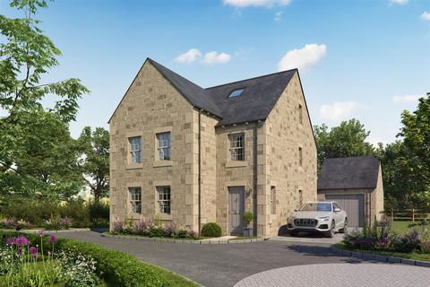 4 bedroom detached house for sale - 23 West House Gardens, Birstwith, Harrogate