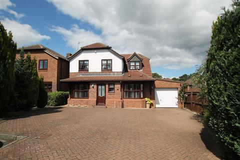 4 bedroom detached house for sale - Elm Close, Sunnybrow,