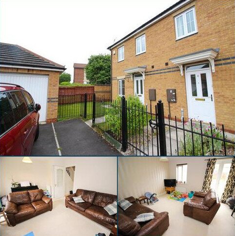3 bedroom semi-detached house to rent - Queensbury Gate, Newcastle Upon Tyne