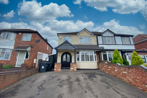 3 bedroom semi-detached house for sale - Slade Road, Sutton Coldfield, B75