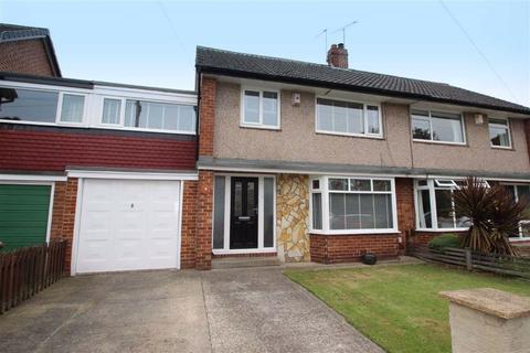 5 bedroom semi-detached house for sale - Denebank, Monkseaton, Tyne And Wear, NE25