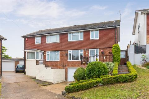 3 bedroom semi-detached house for sale - The Brow, Woodingdean, Brighton