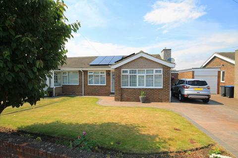 2 bedroom semi-detached bungalow for sale - Willowtree Avenue, Gilesgate, Durham