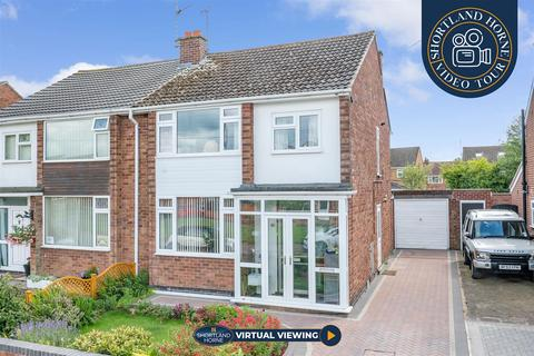 3 bedroom semi-detached house for sale - Oddicombe Croft, Styvechale, Coventry
