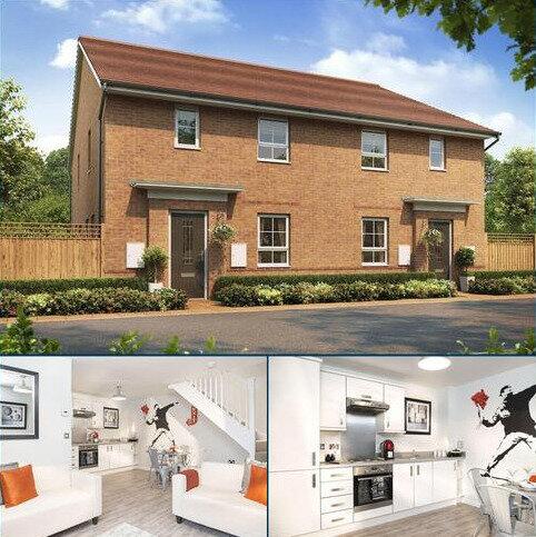 2 bedroom end of terrace house for sale - Plot 49, Amber at Rosaline Gardens, Manchester Road, Prescot, PRESCOT L34