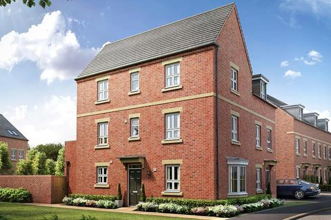 3 bedroom semi-detached house for sale - Plot 217, Atherton at The Chase @ Newbury Racecourse, Fetlock Drive, Newbury, NEWBURY RG14
