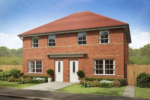 3 bedroom semi-detached house for sale - Plot 1, Maidstone at Queens Court, Willow Lane, Beverley, BEVERLEY HU17