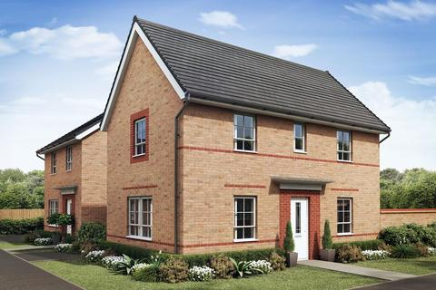 3 bedroom detached house for sale - Plot 10, Moresby at Queens Court, Willow Lane, Beverley, BEVERLEY HU17