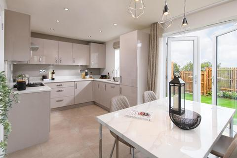 3 bedroom detached house for sale - Plot 10, Moresby at Queens Court, Voase Way (Access via Woodmansey Mile), Beverley, BEVERLEY HU17