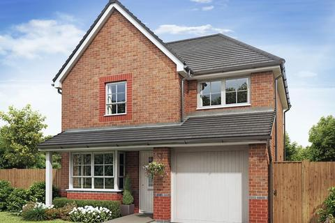 3 bedroom detached house for sale - Plot 9, Derwent at Queens Court, Willow Lane, Beverley, BEVERLEY HU17