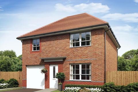 4 bedroom detached house for sale - Plot 6, Windermere at Queens Court, Willow Lane, Beverley, BEVERLEY HU17