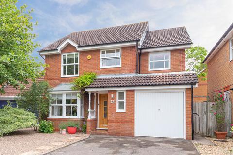 4 bedroom detached house for sale - Buckminster Drive, Dorridge