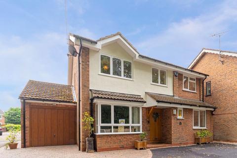 4 bedroom detached house for sale - Withington Grove, Dorridge