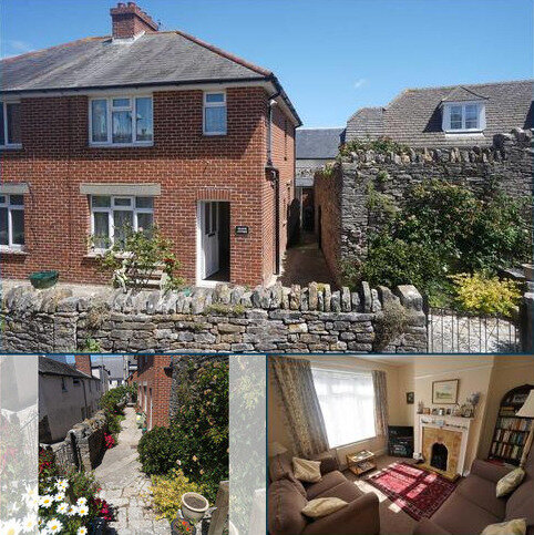 3 bedroom semi-detached house for sale - Burt`s Place, Swanage