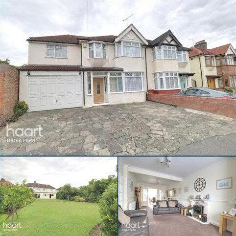 4 bedroom semi-detached house for sale - Park End Road, Romford