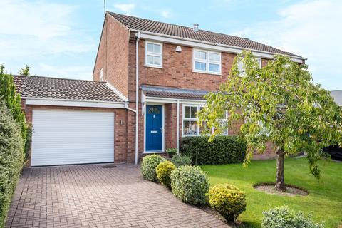 3 bedroom semi-detached house for sale - Harrow Glade, York, York, YO30 5ZF