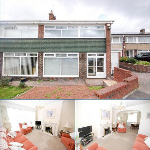 3 bedroom semi-detached house for sale - St Andrews Drive, Low Fell