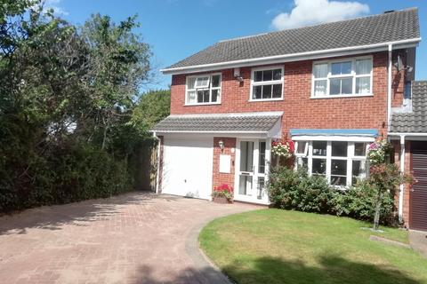 4 bedroom link detached house for sale - Cheswood Drive, Sutton Coldfield, B76 1XU