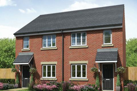 Amethyst Homes - Sleekburn View - Plot 682, The Carleton at Crofton Grange, Haggerston Road NE24
