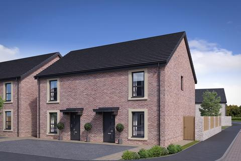 3 bedroom semi-detached house for sale - Plot 6, The Asenby at Whinney Fields, Whinney Lane HG2
