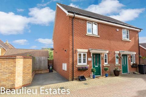 2 bedroom semi-detached house for sale - Ratcliffe Gate, Beaulieu Park, Chelmsford, Essex, CM1