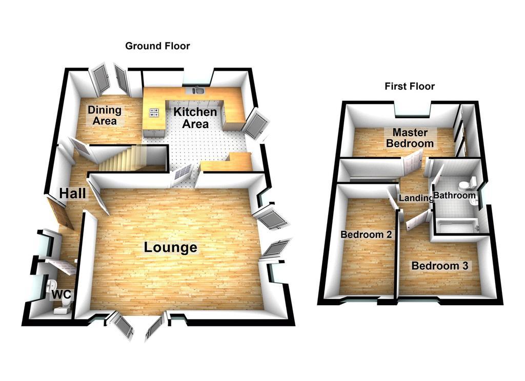 Floorplan: Picture No. 56
