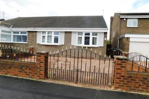 2 bedroom semi-detached bungalow for sale - ASHBERRY GROVE, FULWELL, SUNDERLAND NORTH