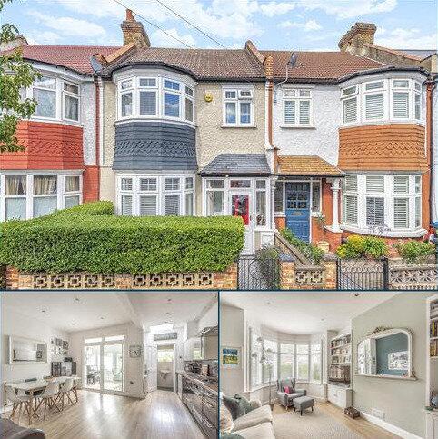 3 bedroom terraced house for sale - Dalmeny Avenue, Norbury