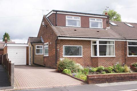 3 bedroom semi-detached house for sale - Lea Gate Close, Harwood  -  Dorma Bungalow