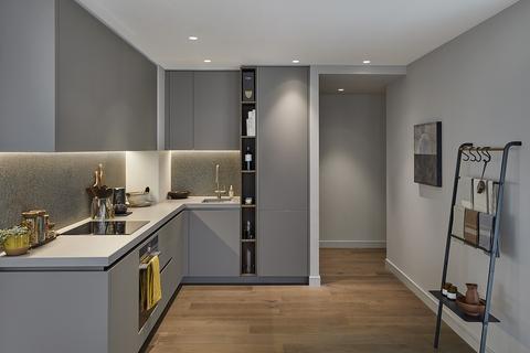 1 bedroom flat for sale - No.5, 2 Cutter Lane, Upper Riverside, Greenwich Peninsula, SE10