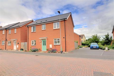 3 bedroom detached house for sale - Quartly Drive, Bishops Hull